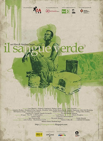 """""""A new portal for reports and news concerning the conditions of immigrant farm labourers in Italy. The idea came from the release of the documentary """"The green blood"""" by Andrea Segre, the story of the demeaning and unjust conditions of life of thousands of African farm labourers leading to the rage outburst in January 2010."""""""