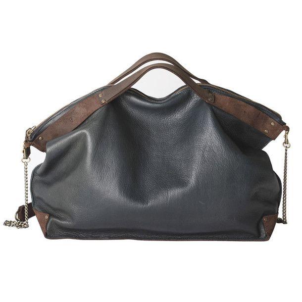 Drew Slouch Bag Midnight Green