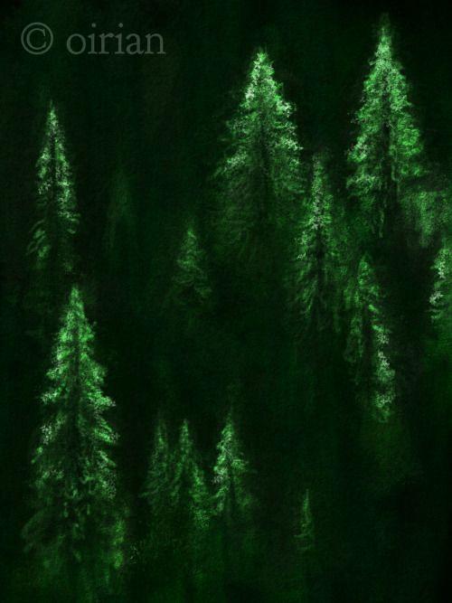 tree piece green peace