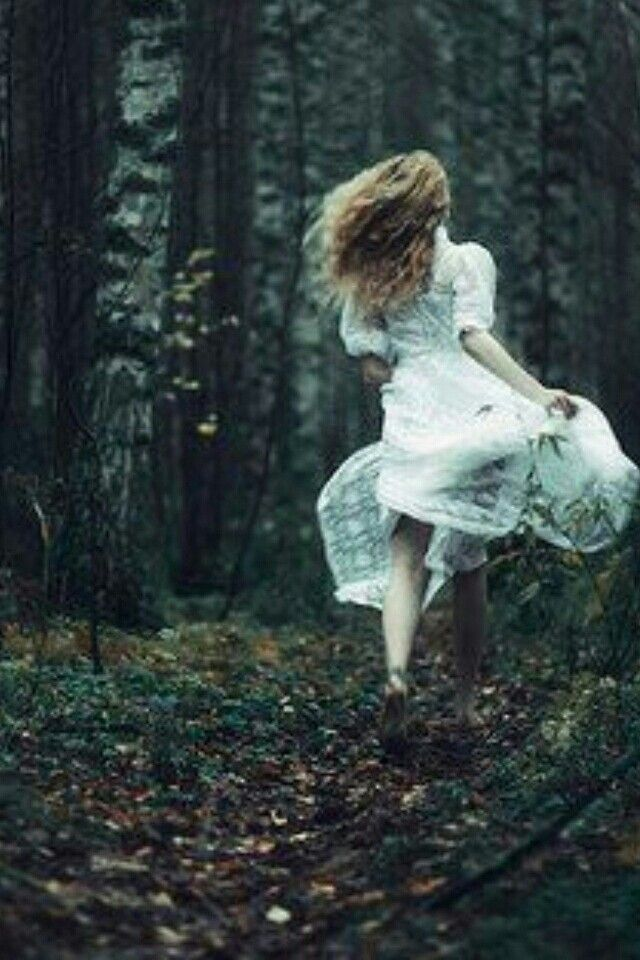 This! Yes! - white dress - running