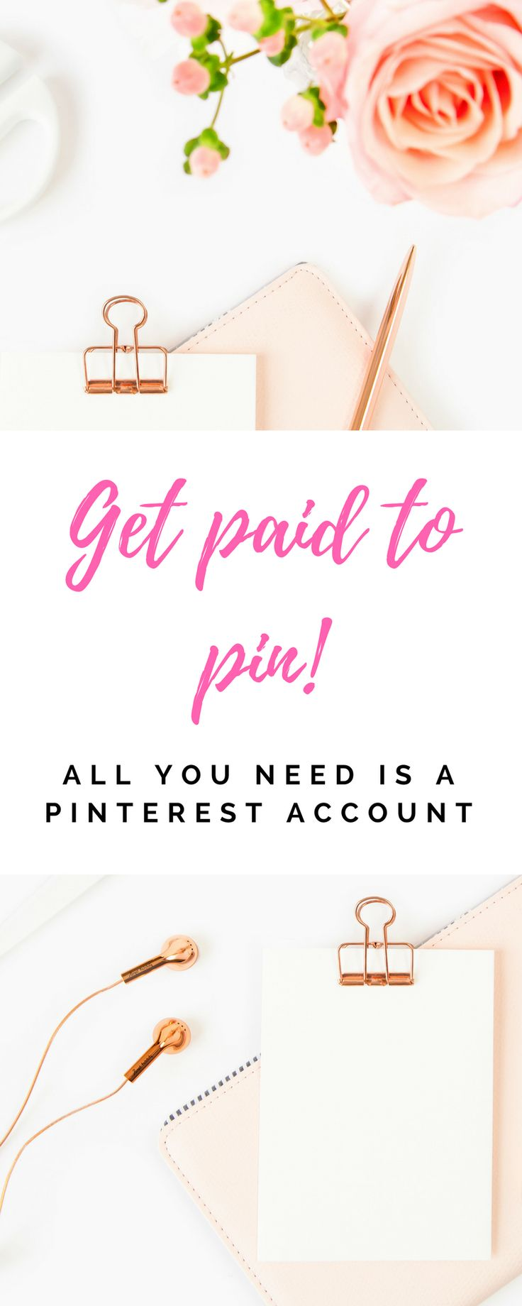 Making passive income just by pinning on Pinterest? Yes, that's possible. Read more on how this blogger makes money online just by pinning. No blog needed. #affiliate #moneymaking