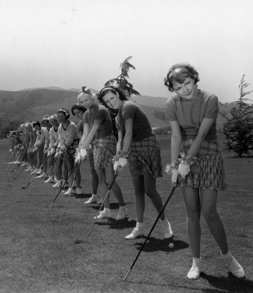 Golfers  ? ? ? ? ?