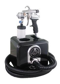 Professional HVLP Airbrush Spray Tan Machine Equipment - Lavish Tan - Organic Airbrush Spray Tanning