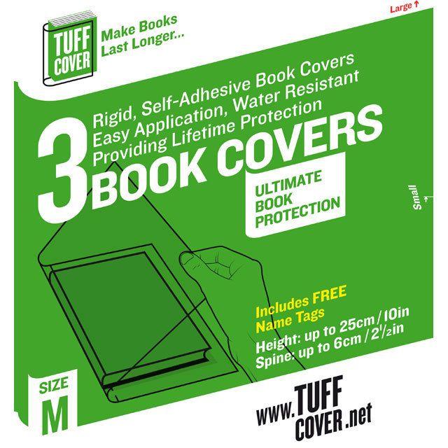 Ryco Tuff Book Cover - Medium http://www.ocado.com