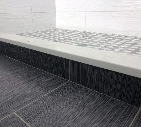 Top 60 Best Bathroom Floor Design Ideas Luxury Tile Flooring Inspiration Best Bathroom Flooring Bathroom Flooring Minimalist Bathroom
