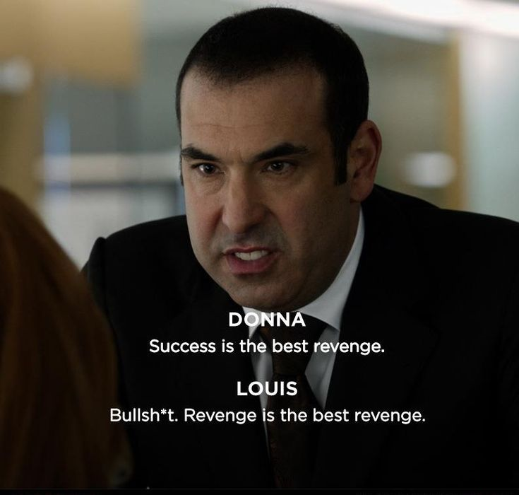 I love Louis Litt!! Suits is a great show- but I wouldn't be nearly as devoted to it if it weren't for Louis!