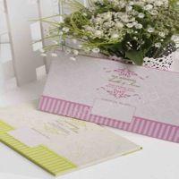 Undangan Pernikahan Romantic Green