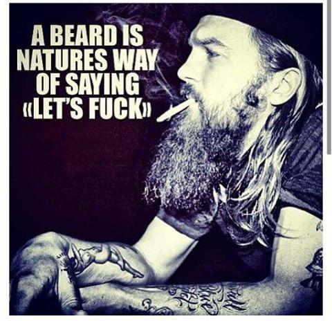 Some of the best beard styles, humor, and bearded men on Instagram! #beards #beardstyles #beardedmen  #BeardsOfInstagram #LuckyAnchor #funny