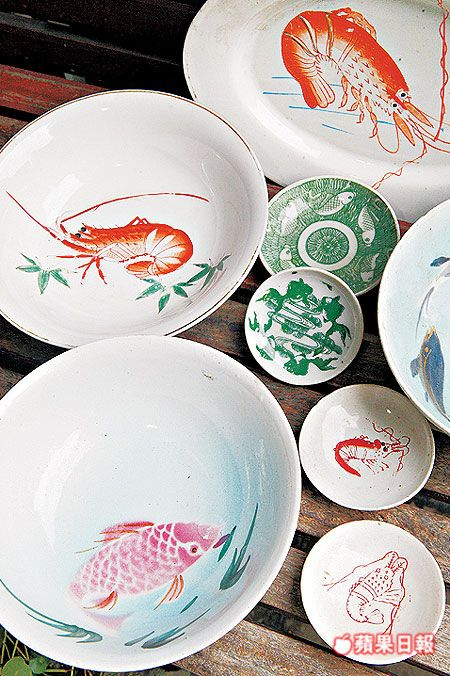 #Taiwan retro kitchenware