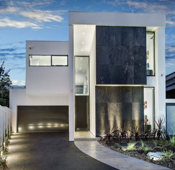 163 mejores im genes de arquitectura en pinterest casas for Arquitectura moderna casas pequenas