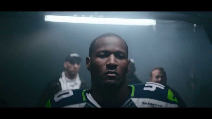 Inspiring Ad Tells The Story Of Deaf NFL Player Derrick Coleman  -The running back for the Seattle Seahawks refused to let anyone keep him down.