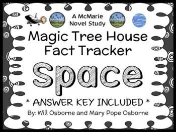 Magic Tree House Fact Tracker: Space (Osborne) Book Study