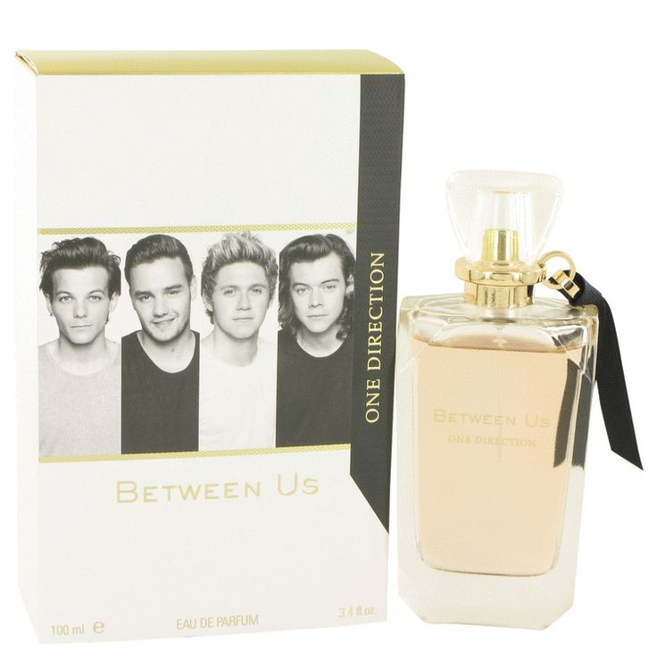 Between Us Perfume By One Direction EDP Spray 3.4 Oz (100 Ml) For Women