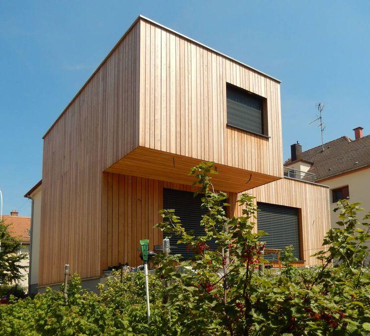 Dual Box : Maisons modernes par Les Nouveaux Voisins