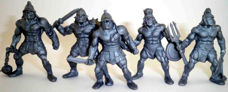 54mm Soldiers, Figures 1/32, Model Soldier, Plastic Toy Soldiers 54mm, Toy Soldiers, War Games, Wargame Miniatures - Toy Soldiers Gladiators - Gallery - DakkaDakka