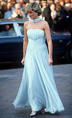 Princess Diana: Lady Diana, Cannes Film Festivals, Princesses Diana, Princessdiana, Gowns, Dresses, Red Carpet, Diana Princesses, Princess Diana