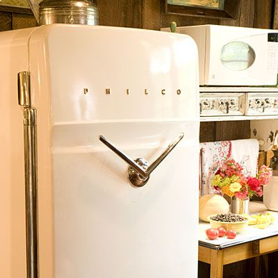 25 Best Vintage Refrigerators Images On Pinterest Retro
