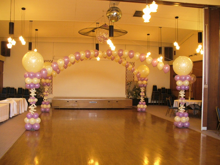 53 best images about quinceanera balloon decorations on for Balloon decoration ideas for a quinceanera
