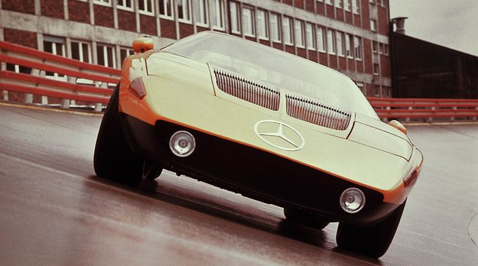 Mercedes-Benz Online Portal Public M@RS