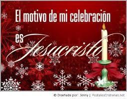 Image result for jesus es la razon de esta navidad