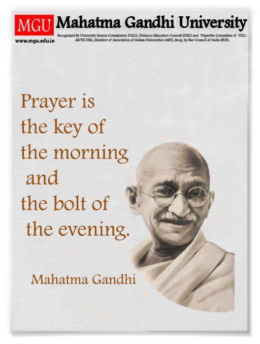 Good Morning Quotes By Mahatma Gandhi : Best quotes mgu images on pinterest education