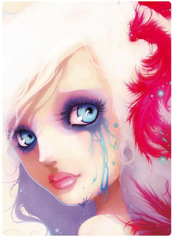 ♥Ludovic Jacqz♥  Mascara Blues...
