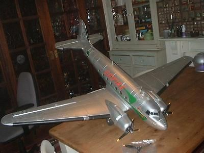Rc #model aircraft hobbyking #douglas dc-3 dakota empire #airways + lipo & 2.4g r,  View more on the LINK: http://www.zeppy.io/product/gb/2/131959204948/