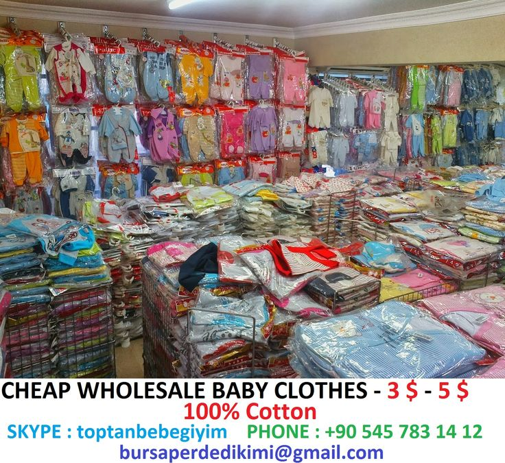 Made in turkey Cheap wholesale baby clothes of manufacturing companies CONTACT : +90 545 783 14 12