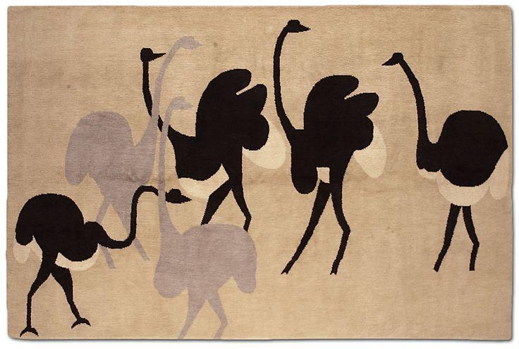 Ostriches – Luke Irwin