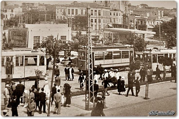 Kadıköy/İskele meydanı - 1930 lar