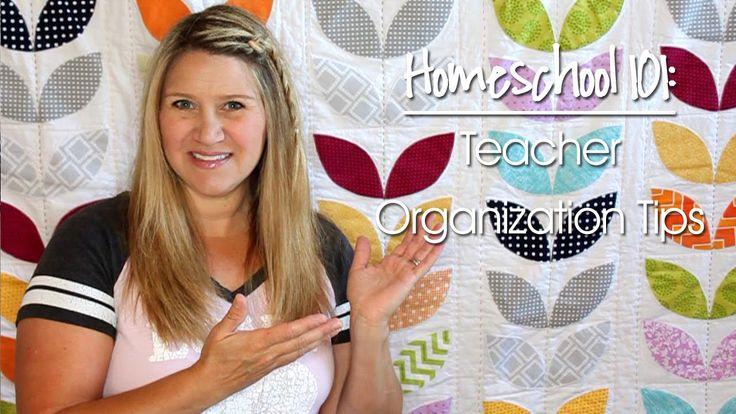 Tip Tuesday: Teacher Organization Tips