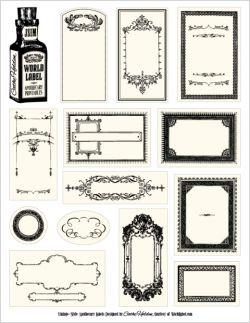 Free Wedding Printables for Your DIY Wedding