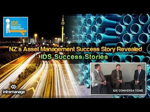 IDS Success Stories - NZ's Asset Management Success Story Revealed