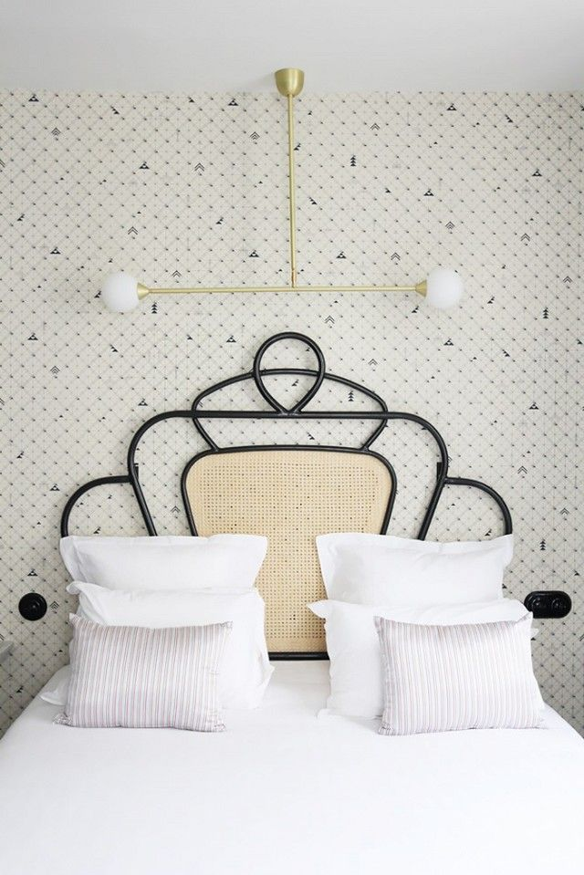 how to decorate like a parisian according to the dreamiest french hotels - Galley Hotel Decorating