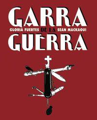#Reto 5: Un libro de poesía. Garra de la guerra de Gloria Fuertes. La poeta Gloria Fuertes siempre quiso reunir en un volumen sus poemas contra la guerra; el título Garra de la guerra lo inventó ella y existe desde hace mucho tiempo.
