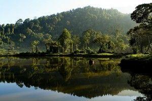 Situ Gunung Lake, Sukabumi, Indonesia. Photographer's favorite lake in Sukabumi!