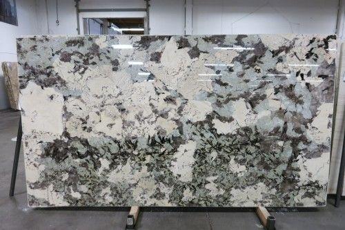 Tourmaline Polished Block 012618 Granite Stone Granite Tourmaline