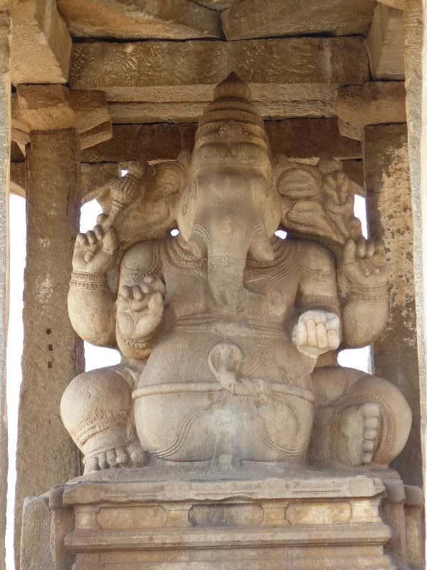 Ganesh, remover of obstacles