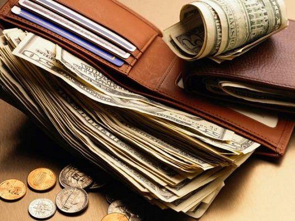 Năm 2018 nên chọn ví tiền màu gì để 'tiền vào như nước sông Đà'?  #geomancy #wallet #lucky