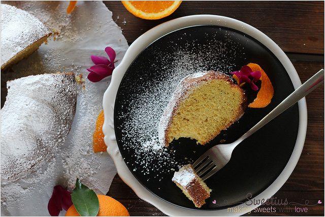 Κέικ Πορτοκάλι 5