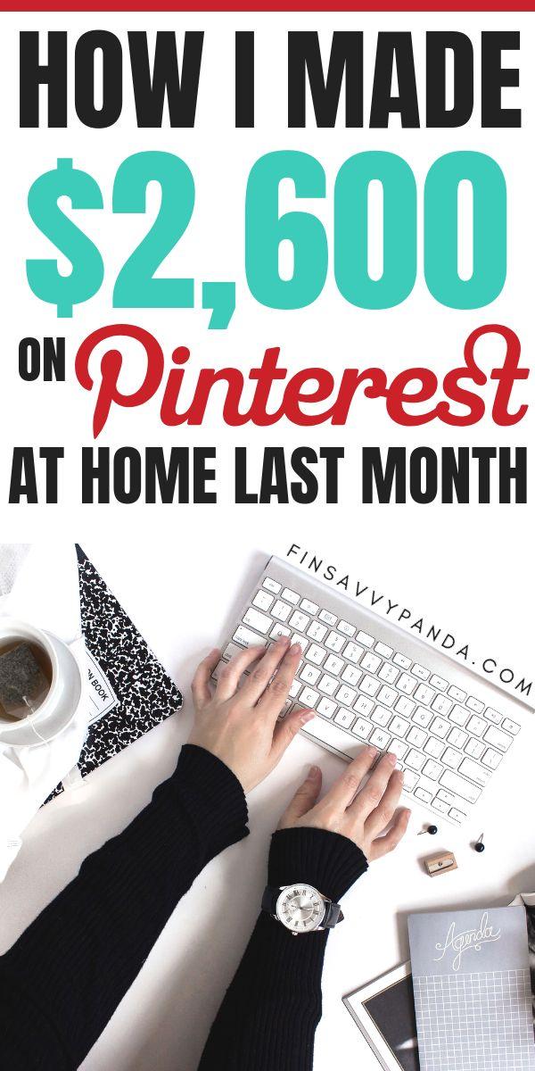 How To Make Money on Pinterest in 2019 (For Beginners – Jennifer Strauss