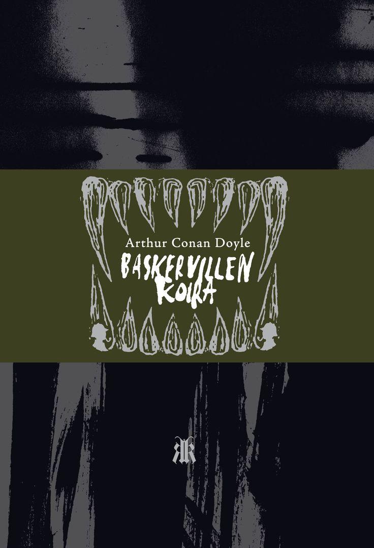 Title: Baskervillen koira   Author: Arthur Conan Doyle   Designer: Tiina Palokoski