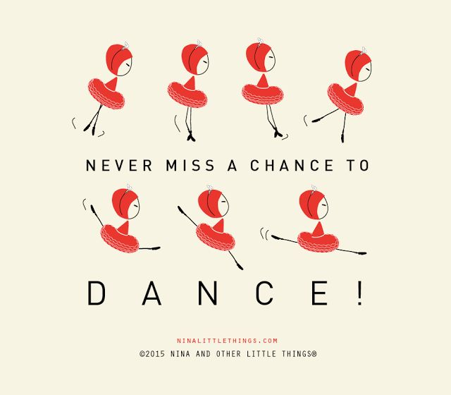 Nina and other little things® #quotes #dancing #ballet