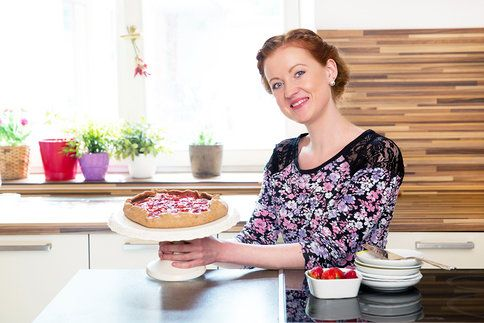 Míša se tentokrát inspirovala francouzskými pekaři a připravila pro vás recept na špaldovou galette