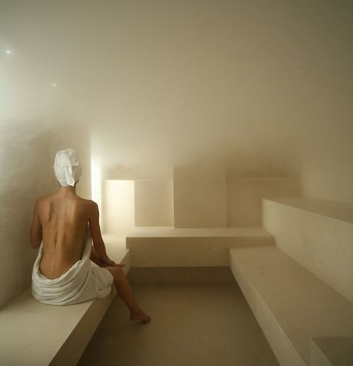 steam room CALIDARIUM - BAGNO TURCO 3 HAPPY SAUNA - wellness today