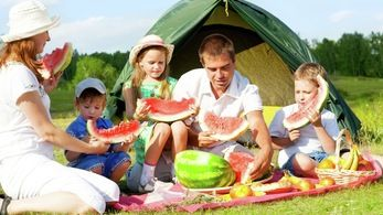 Some good ideas to make camping simpler
