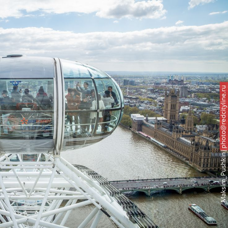 Coca-Cola London Eye | Лондонский глаз  #redcityline #london #uk #photographer #unitedkingdom