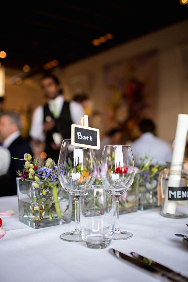 Dinner at Dutch/Australian wedding, Amerongen, The Netherlands