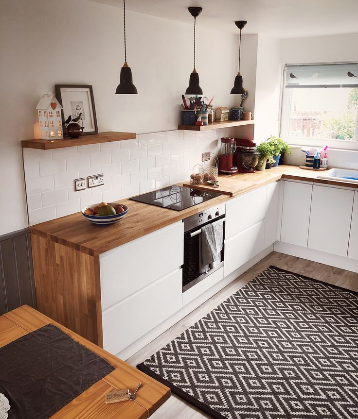 My beautiful scandi inspired kitchen .. making the…