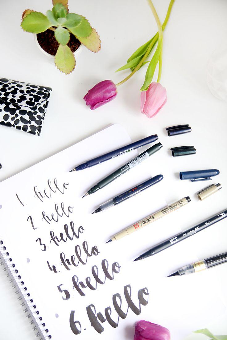 31 besten meine tipps lettering zeichnen mein feenstaub bilder auf pinterest. Black Bedroom Furniture Sets. Home Design Ideas